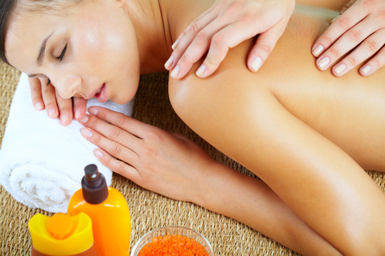 Homemade Massage Oils