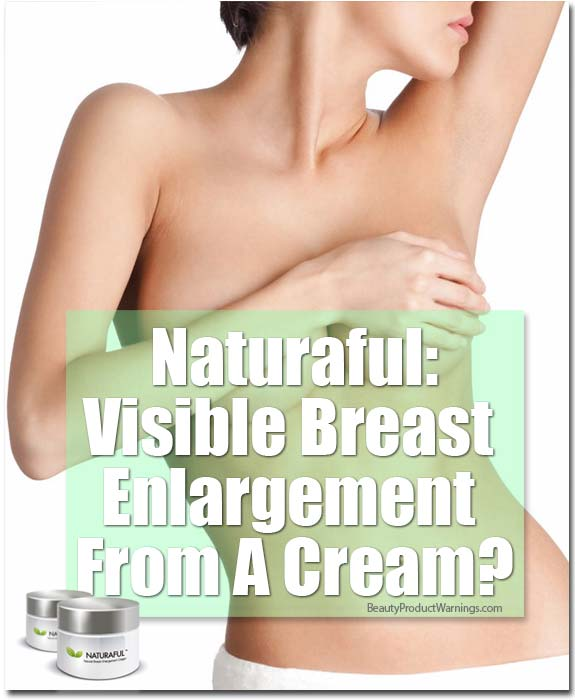 Naturaful Breast Enlargement Cream